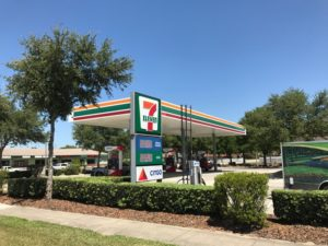 7-11 gas station for sale in Florida