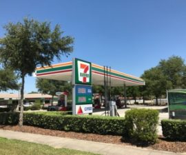 7-11 for sale florida