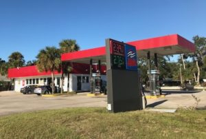 Foreclosed Gas Station Central Florida