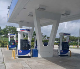 Palm Beach Marathon Gas Station for Sale