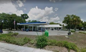 Mobil Gas Station and Laundromat For Sale