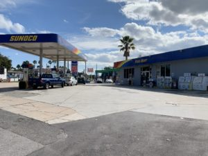 Jacksonville Area Sunoco station for sale