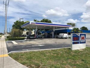 Broward Gas Station for Sale