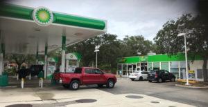 BP Gas Station for Sale in Sarasota